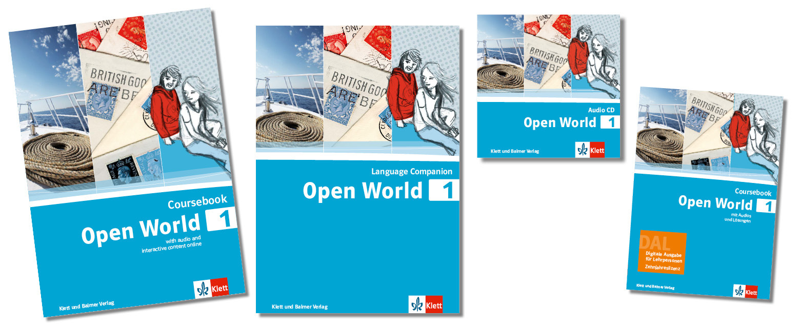 Teaser lehrwerksteile open world 1 klett und balmer